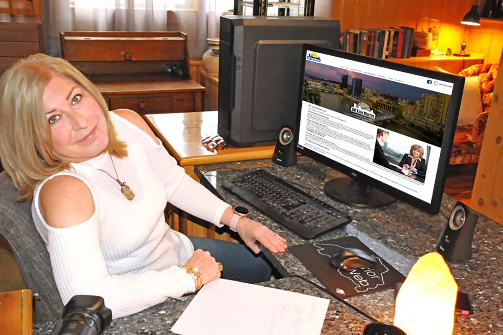 Sault Tribe artist turns necessity into business opportunity with Superior Web Design