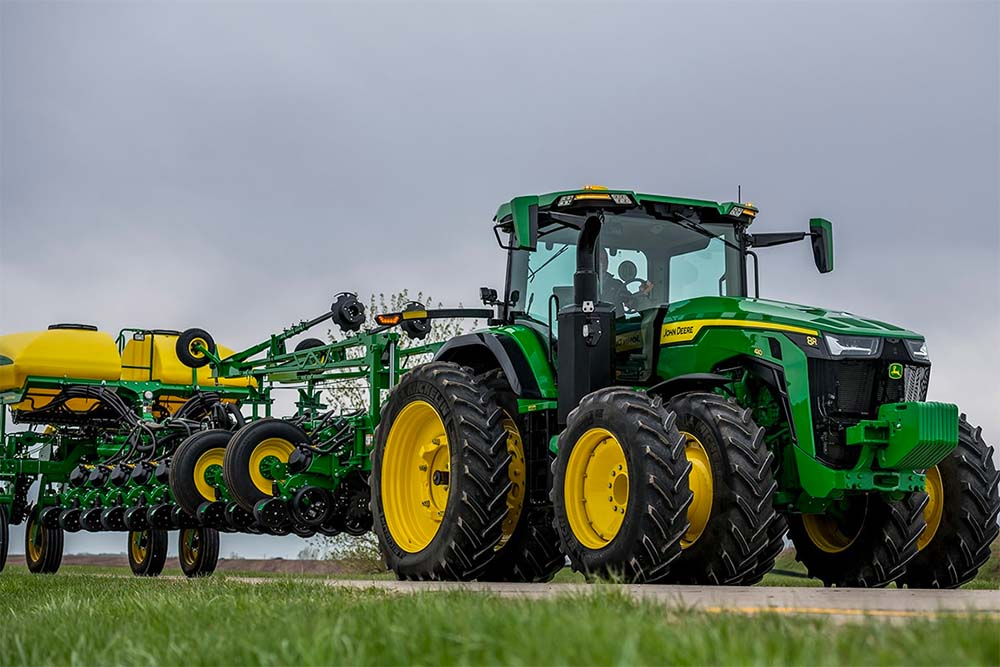 Akana Group partners with John Deere to bring needed ag equipment to Native producers