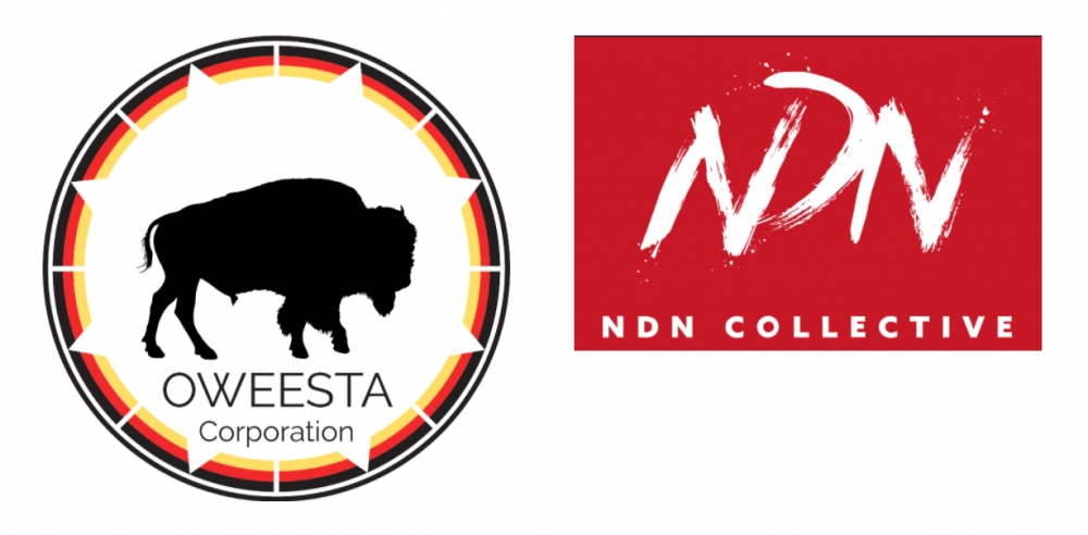 Oweesta and NDN logos